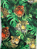 Animals. Jungle cats. Oven mitts. A pair of Fully Functional long Oven Gloves!