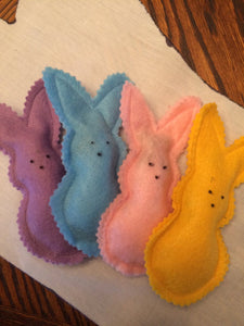 Cat toy. Easter Bunny Cat nip Toy for your kitty or kitten!