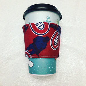 Reusable cup sleeve, Montreal Canadians Insulated Cup Sleeve!