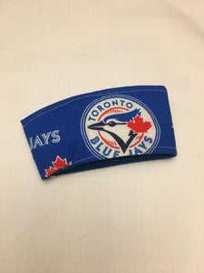 Cup sleeve, Blue Jays insulated reusable Travel Cup Sleeve! Makes a great gift or stocking stuffer!