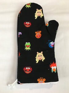 Oven mitts, Muppets! A pair of Fully Functional Oven Gloves!