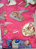 Oven mitts, Ren and Stimpy! A pair of fully functional long oven gloves!