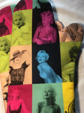 Oven mitts. Pop culture. Marilyn Monroe!