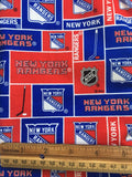 Oven mitts, New York Rangers! A pair of fully functional long oven gloves!
