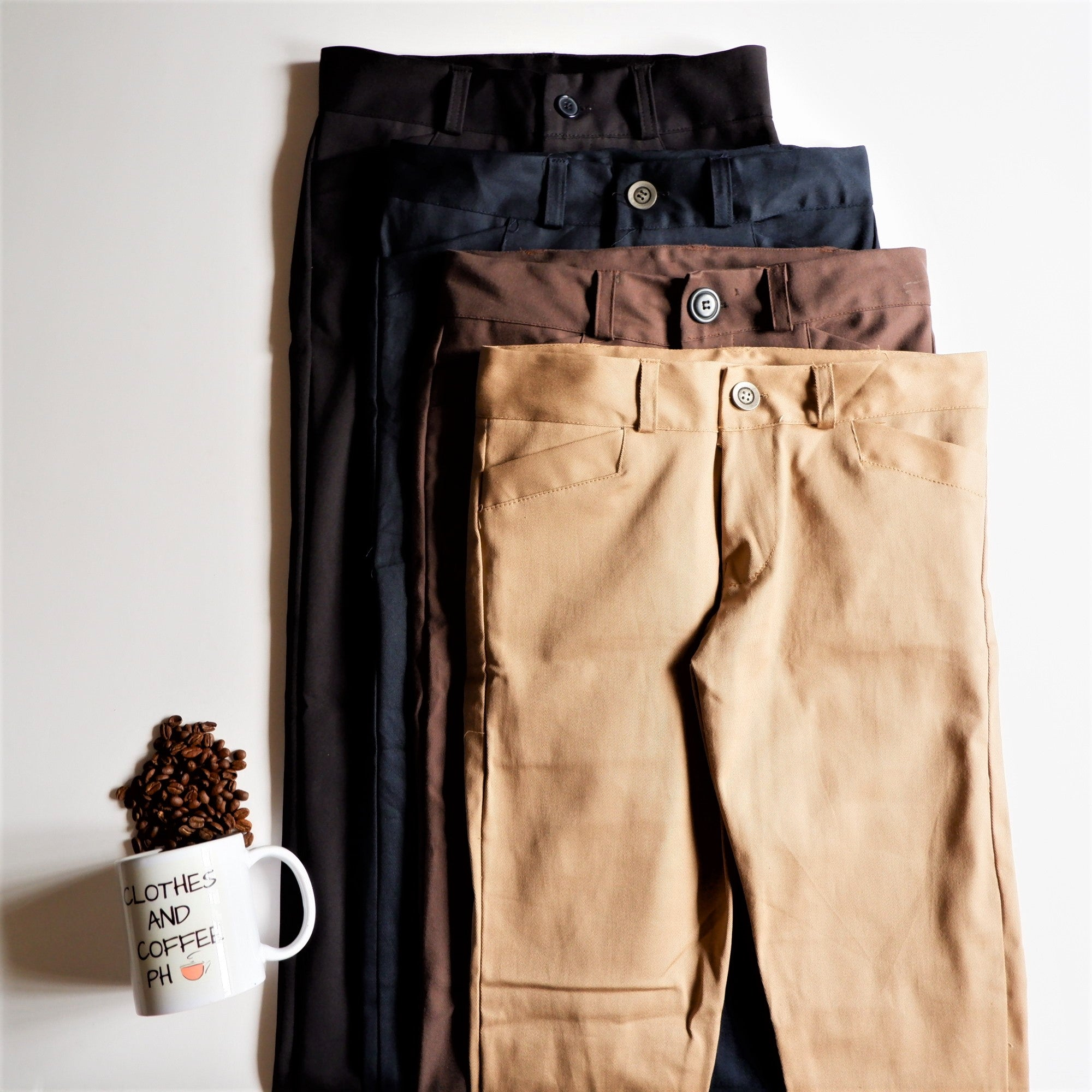 Women's Slacks (Sizes Available)