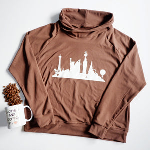 Coffee - Travel Bucket List Jacket
