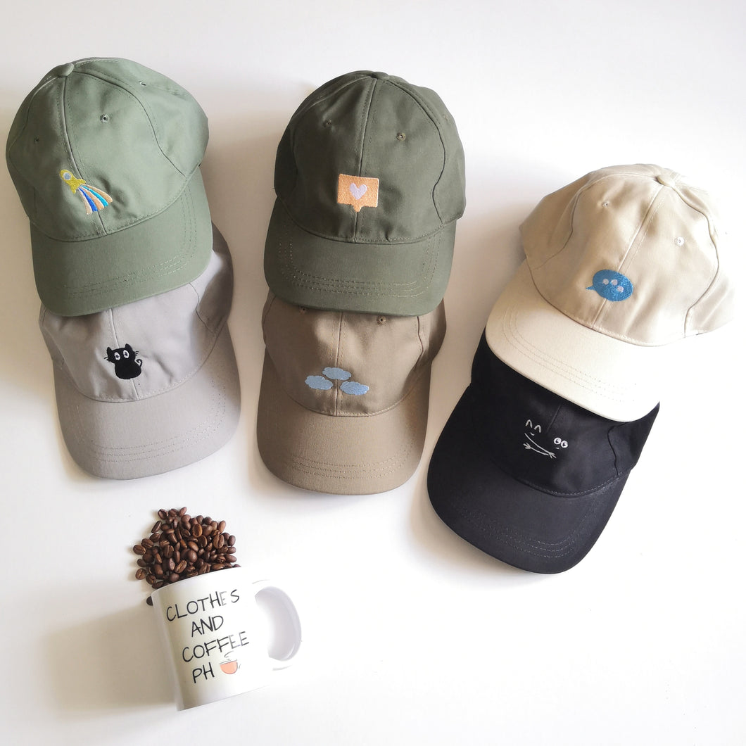 Caps and Hats (Embroidered)