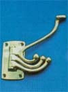 Three Piece Swivel Hook P.B.