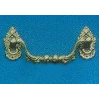 Cabinet Handle 75mm/100mm P.B (Cast)