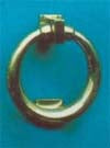 Heavy Ring Door Knocker P.B.