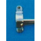 Muslin Curtain Rod Bracket (L.H.) P.B