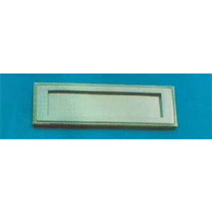 Georgian Letter Flap 255x80mm/290x95mm P.B.