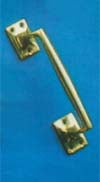 Door Handle 165mm P.B.