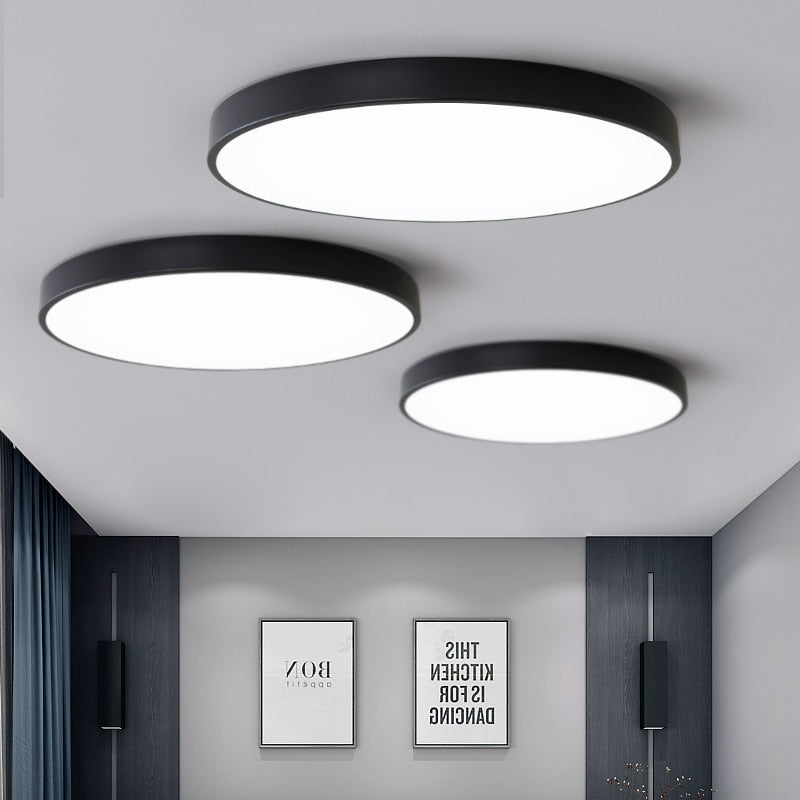 Ultra-thin Round Led Ceiling Lights
