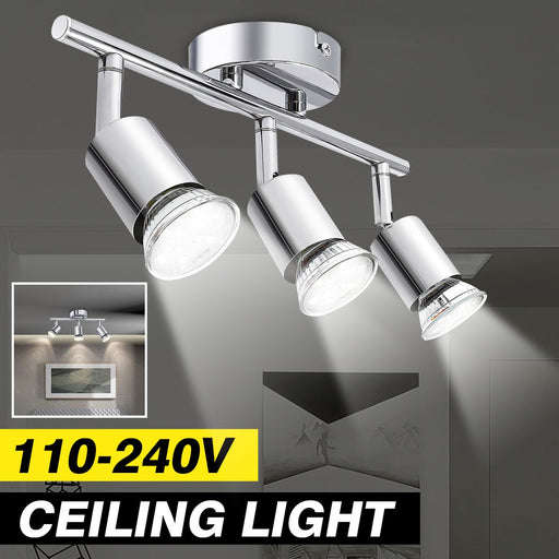 Modern Ceiling Rod Light Lamp