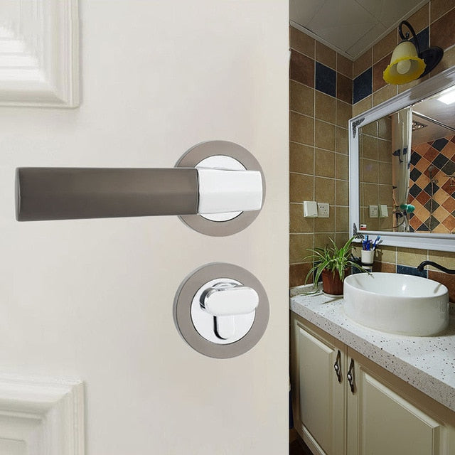 Mortice Pearl Door Handle
