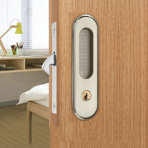 Mute Mortice Sliding Door Lock