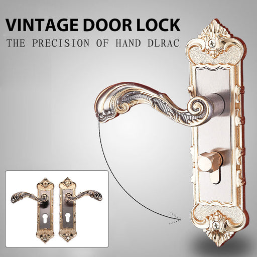 Vintage European Door Lock