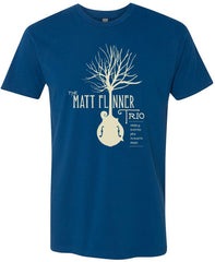 Matt Flinner Trio Men's Short-Sleeve T-Shirts