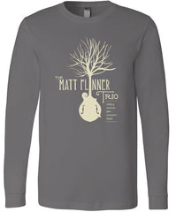 Matt Flinner Trio Men's Long-Sleeve T-Shirts