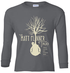 Matt Flinner Trio Kids' Long-Sleeve T-Shirts