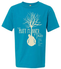 Matt Flinner Trio Kids' Short-Sleeve T-Shirts