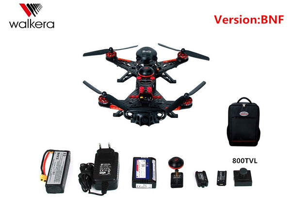 Walkera Runner 250 Advance Drone 5.8G FPV GPS System with HD Camera Racing Quadcopter BNF version