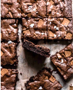 Ghirardelli Dutch Chocolate Brownies (VEG)