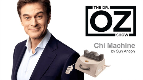 chi machine Dr Oz
