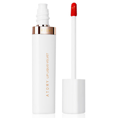 BEAUTY Lip Liquid Velvet (Living Coral)