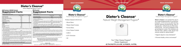 Dieter's Cleanse (14 day)