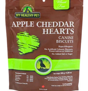 Holistic Blend, My Healthy Pet, Pumpkin Spice Hearts, Canine Biscuits, 8.29 oz (235 g)