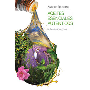 Authentic Essential Oils Guide (10) - Spanish