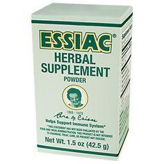 Essiac Tea (Now 1.5 Times More) Herbal Supplement Powder