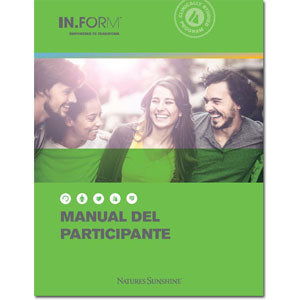 IN.FORM Participant Manual - Spanish