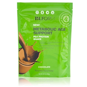 IN.FORM Pea Protein Shake, Chocolate (765 g)