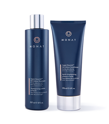 MONAT SUPER NOURISH™ OIL CRÈME DUO Infused with REJUVENIQE™