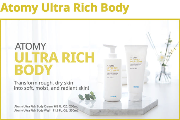 PERSONAL CARE Atomy Ultra Rich Body Wash