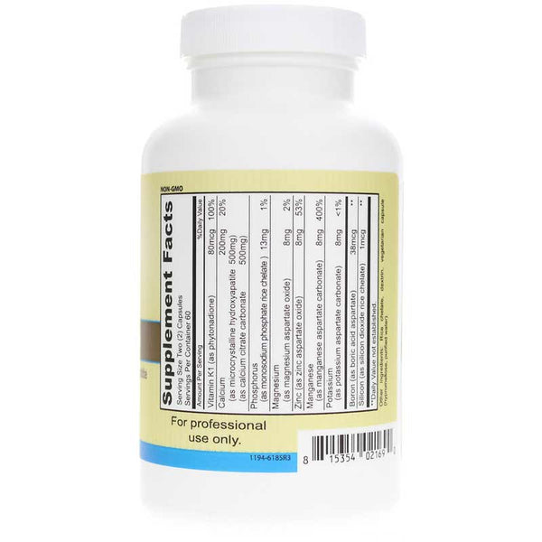 Priority One M.C.H.C. Calcium 120 Capsules