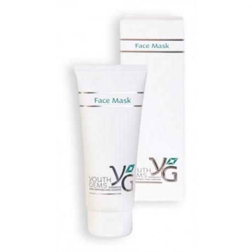Youth Gems Face Mask with Peptides