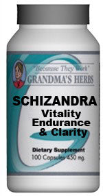 Schizandra Single Herb