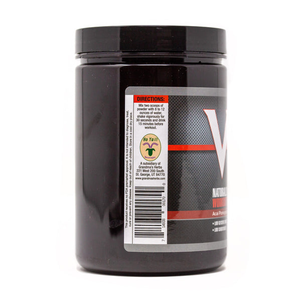 Vaso Fuel Ultimate Pre-Workout