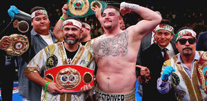 Andy Ruiz Jr: From Rags to Riches