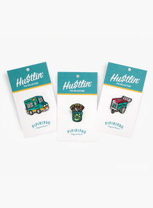 Hustlin' (Pins)