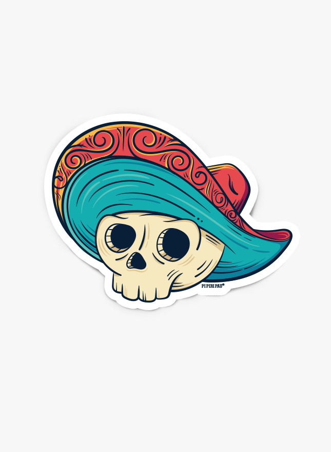 Calaveras (Sticker Pack)