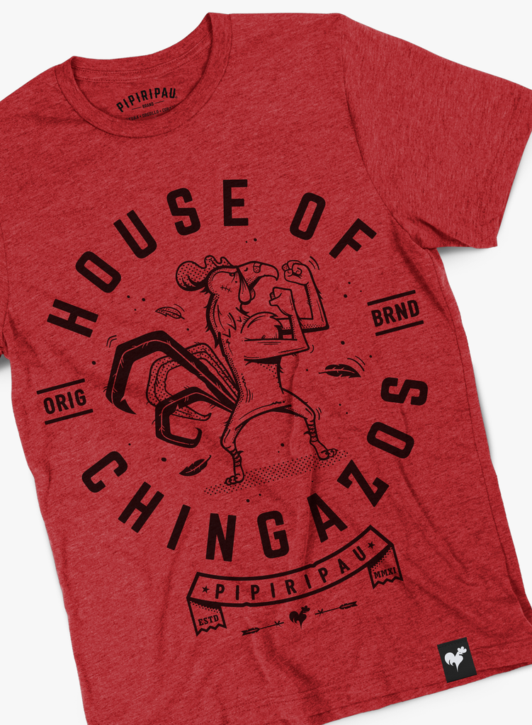 House of Chingazos (Red)