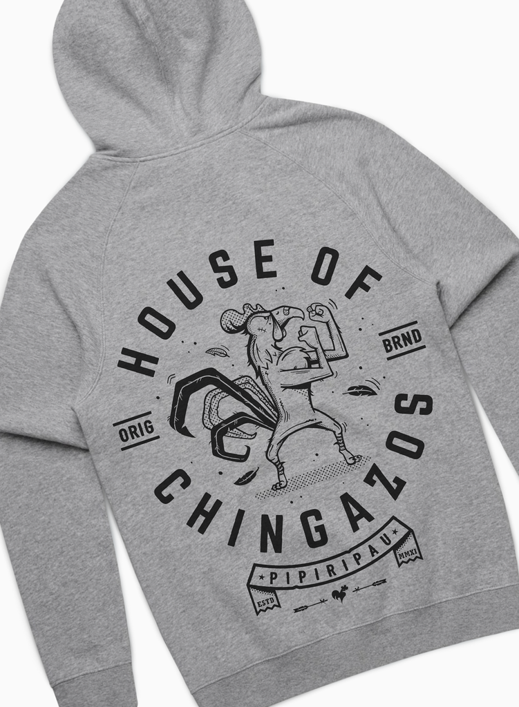 House of Chingazos (Pullover Hoodie)