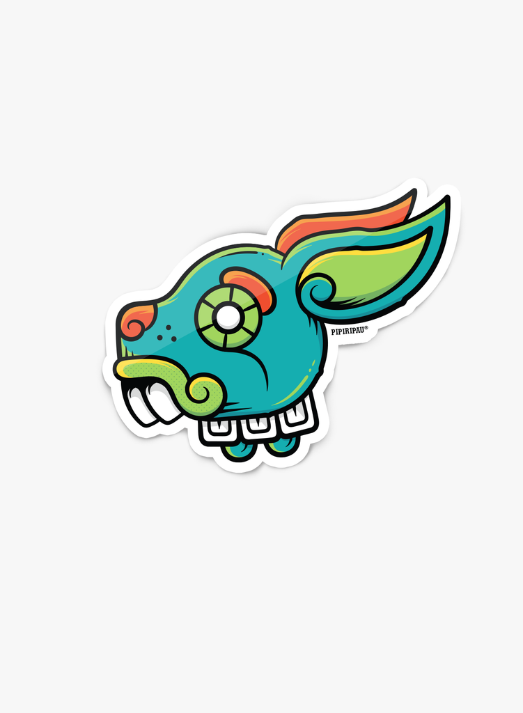 Nahuatl (Sticker Pack)