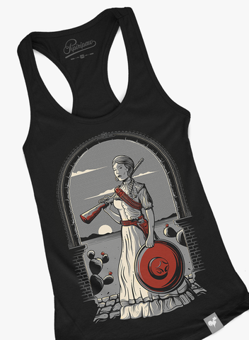Adelita (Girls Tank-Top)