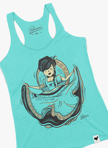 Golondrina (Girls Tank-Top)